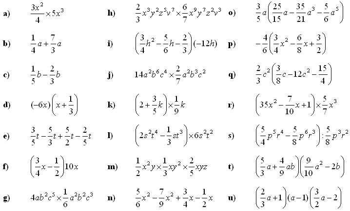 Polynomials - Exercise 4