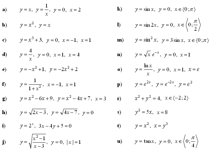Definite integral of a function - Exercise 5
